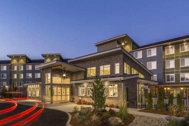 148 Room Marriott Residence Inn